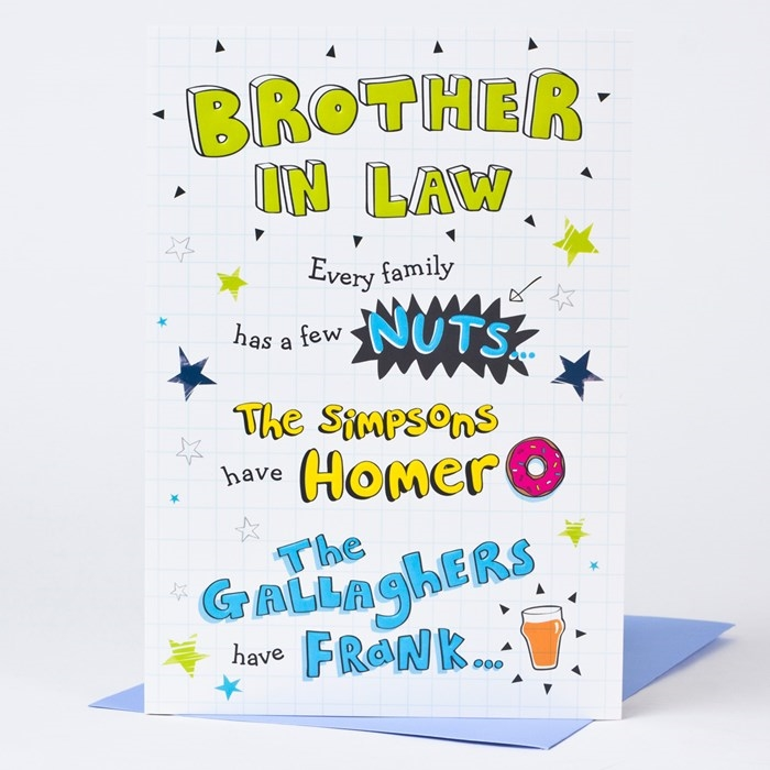 Wonderful Birthday Cards That Can Make Your Brother-in-law Surprised 7