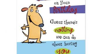 Wonderful Birthday Cards That Can Make Your Brother-in-law Surprised 8
