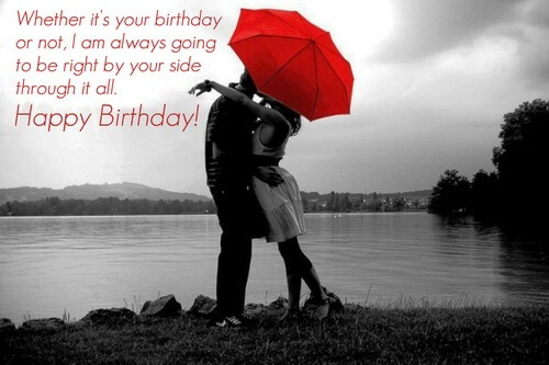 The Top of Romantic Sayings to Your Boyfriend's Birthday 3