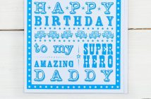 Heart Touching Birthday Messages for Your Daddy 1