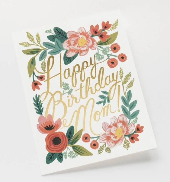 The Wonderful Collections of Birthday Cards for Your Mom 4