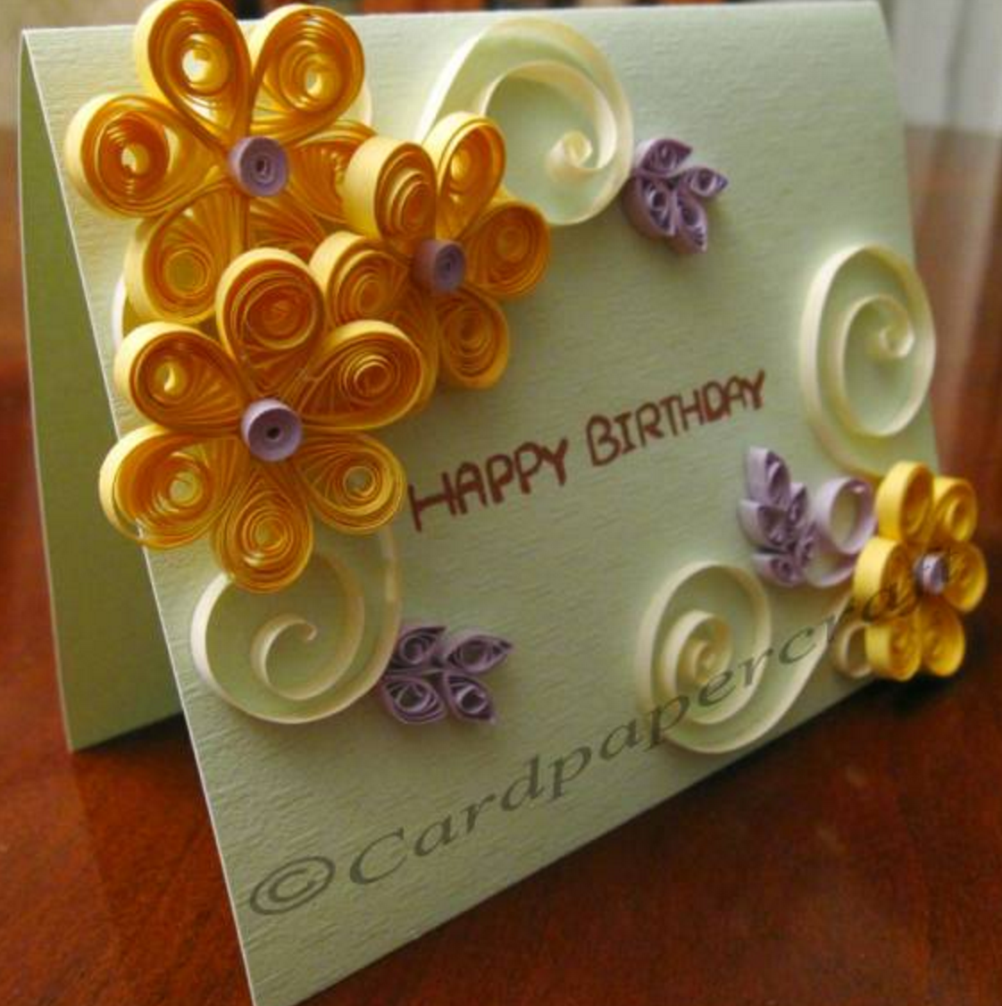 7 Beautiful and Lovely Birthday Cards to send to your Mom - Happy