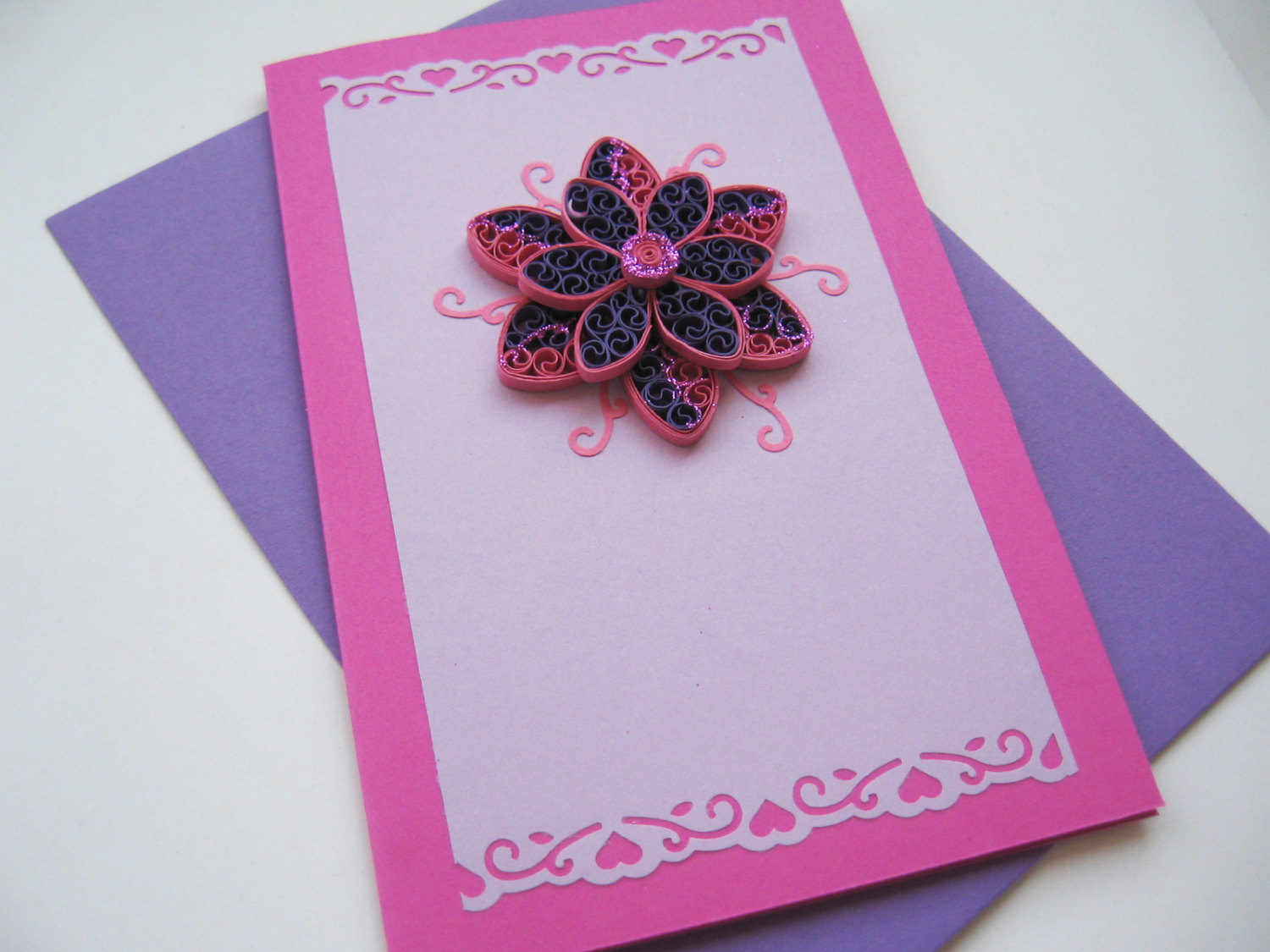 10 pretty and bright birthday cards that you can make