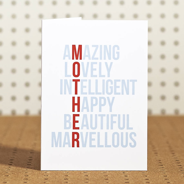 How To Make The Best Birthday Card Ever For Your Mom Billingss